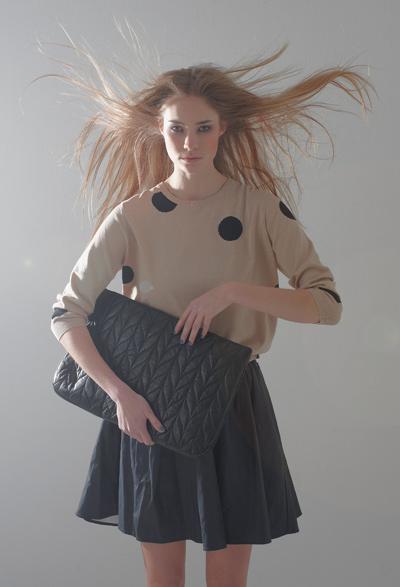 The designer behind the bag- and accessory label Jørnsen is Marianne Britt Jørgensen.